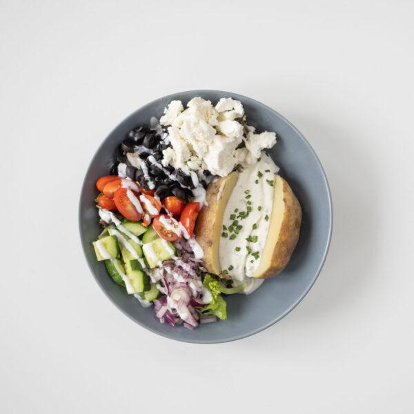 Kartoffel – Greek