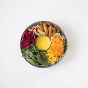 Salat – Fitness