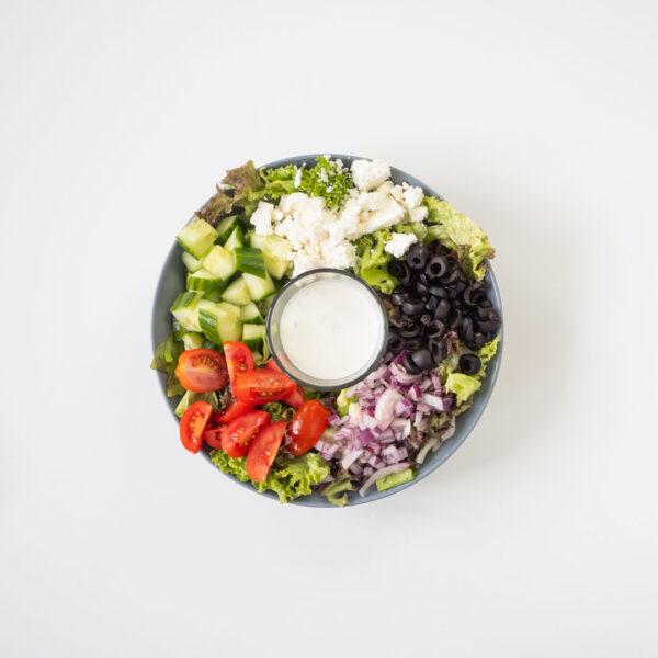 Salat - Greek
