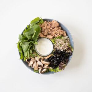Salat – Tuna
