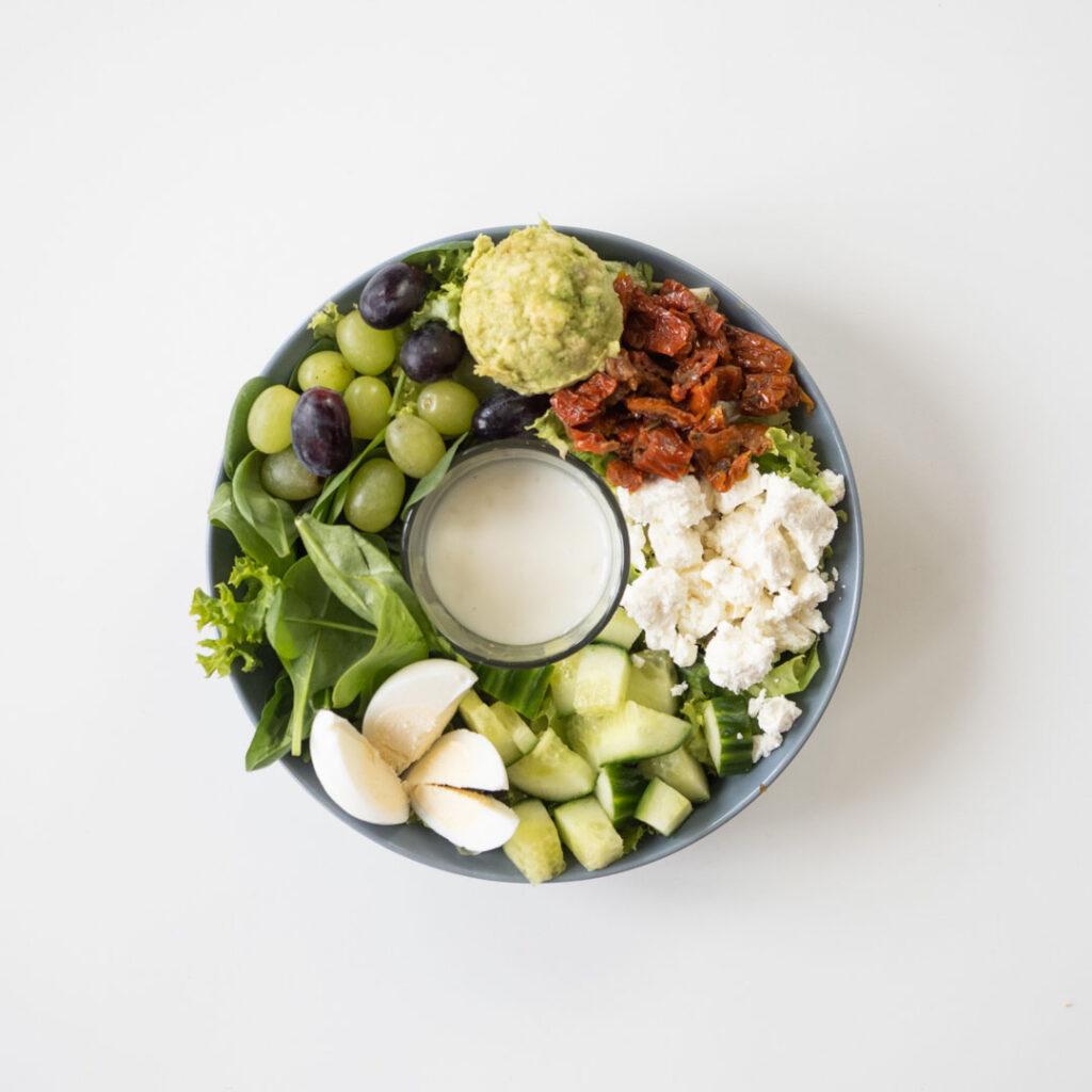 Salat - nuernbergfood - Forchheim