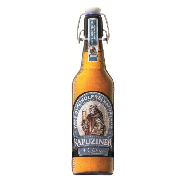 Kapuziner Weizen alkoholfrei