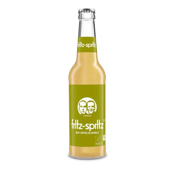 fritz-spritz Bio-Apfelschorle