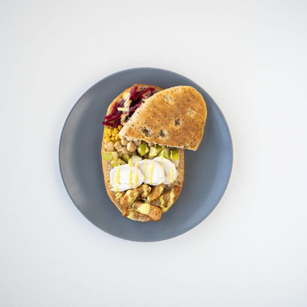 Panini - Bananenflanker by Tobi Schweinsteiger