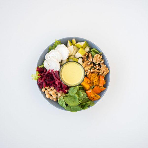 Salat - Herbst